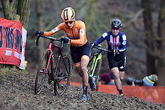 CYCLO CROSS : Championnats du monde UCI - U23 Female - 03 February 2018
