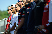September 3-5, 2015 - Italian Grand Prix at Monza: Lewis Hamilton (GBR), Mercedes