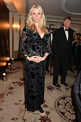 JODIE KIDD at the 26th Cartier Racing Awards held at The Dorchester, Park Lane, London on 8th November 2016.