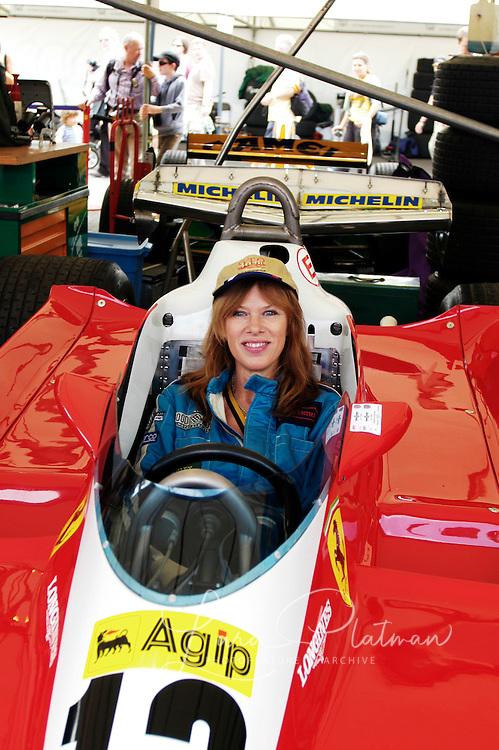 Goodwood Festival of Speed 2009, Annette Mason
