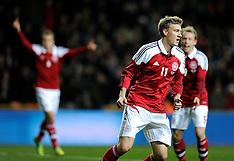 20111111 Danmark - Sverige DBU Fodboldlandskamp venskabskamp