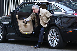 © Licensed to London News Pictures. 08/01/2019. London, UK. Geoffrey Cox - Attorney General arrives in Downing Street for the weekly Cabinet meeting. Photo credit: Dinendra Haria/LNP