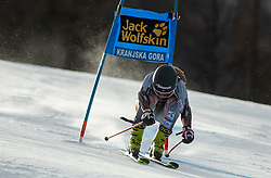 NORBYE Kaja of Norway competes during the Ladies' GiantSlalom at 56th Golden Fox event at Audi FIS Ski World Cup 2019/20, on February 15, 2020 in Podkoren, Kranjska Gora, Slovenia. Photo by Matic Ritonja / Sportida