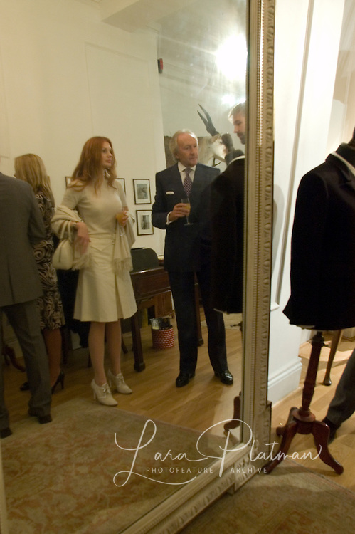 British Wool Marketing Board special event at Norton & Sons