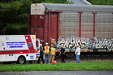 Train VS Pedestrian 10-11-13