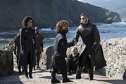 September 1, 2017 - Nathalie Emmanuel, Peter Dinklage, Liam Cunningham, Kit Harington..'Game Of Thrones' (Season 7) TV Series - 2017 (Credit Image: © Hbo/Entertainment Pictures via ZUMA Press)