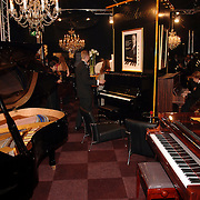NLD/Amsterdam/20051208 - Miljonairfair 2005, piano's