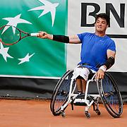Belgian Open 2016 - Mens final : Joachim Gerard (BEL) vs Gustavo Fernandez (ARG)
