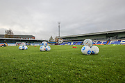 Moss Road, Home of Macclesfield Town during the Vanarama National League match between Macclesfield Town and Forest Green Rovers at Moss Rose, Macclesfield, United Kingdom on 12 November 2016. Photo by Shane Healey.
