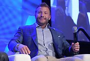 Aug 29, 2018; Los Angeles, CA, USA; Los Angeles Rams coach Sean McVay during the Kickoff for Charity Luncheon at the InterContinental Los Angeles Downtown Hotel.