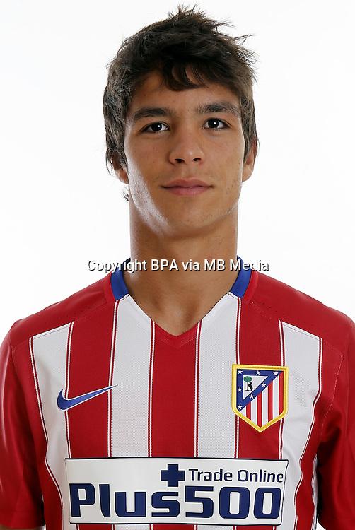 Spain - Liga BBVA 2015-2016 / <br /> ( Atletico de Madrid ) - <br /> Oliver Torres Munoz