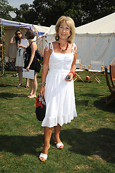 JENNIE BOND at the Cartier International Polo at Guards Polo Club, Windsor Great Park on 27th July 2008.<br /> <br /> NON EXCLUSIVE - WORLD RIGHTS