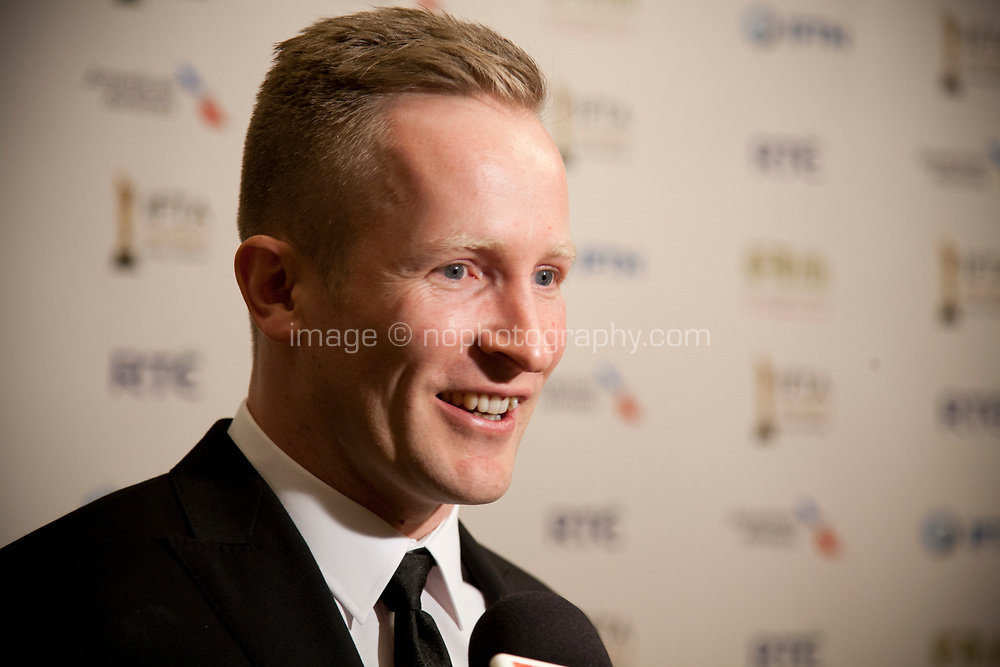 Director Peter Foott at the 2017 IFTA Film & Drama Awards at the Round Room of the Mansion House, Dublin,  Ireland Saturday 8th April 2017.