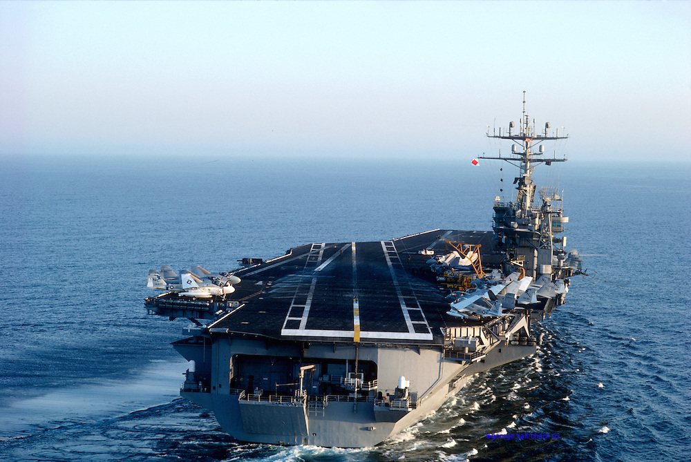 USS Vinson CVN-70 military carriers
