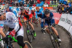 David Menut (FRA), Men Elite, Cyclo-cross World Championship Tabor, Czech Republic, 1 February 2015, Photo by Pim Nijland / PelotonPhotos.com