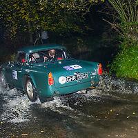 Car 43 Francis Galashan Michael Brooks Triumph TR4A