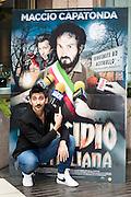 Omicidio all'Italiana, il nuovo film di Maccio Capatonda. Photocall presso l'Hotel Visconti Palace  il 22-02-2017