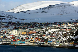 NORWAY HAMMERFEST 23MAR07 - General view of  Hammerfest, the world's most northerly city...jre/Photo by Jiri Rezac..© Jiri Rezac 2007..Contact: +44 (0) 7050 110 417.Mobile:  +44 (0) 7801 337 683.Office:  +44 (0) 20 8968 9635..Email:   jiri@jirirezac.com.Web:    www.jirirezac.com..© All images Jiri Rezac 2007 - All rights reserved.