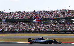 July 8, 2018 - Silverstone, Great Britain - Motorsports: FIA Formula One World Championship 2018, Grand Prix of Great Britain, ..#44 Lewis Hamilton (GBR, Mercedes AMG Petronas Motorsport) (Credit Image: © Hoch Zwei via ZUMA Wire)