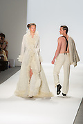 By Zang Toi, shown at his Spring 20132 Fashion Week show in New York.