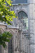 Stiftskirche St. Waltrudis, Mons, Hennegau, Wallonie, Belgien, Europa   abbey church Saint Waltrude, Mons, Hennegau, Wallonie, Belgium, Europe