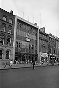 28/7/1964<br /> 7/28/1964<br /> 28 July 1964<br /> <br /> Exterior view of C.I.E building on O'Connell St.