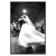First dance at Megan &amp; Nick's wedding.  The Barn, Salt Lake City, Utah.<br /> <br /> Fine art, journalistic wedding photograph / photography by German Silva. Beautiful, professional, yet affordable wedding photography.
