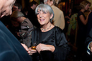 MARY KAY WILMER, 30th Anniversary of the London Review of Books.  One Whitehall Place. ( National Liberal Club) London SW1. 29 October 2009