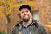Matthew Todd Garrison of Groundworks Organic Farm