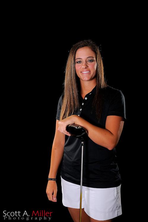 Kendall Dye during a portrait shoot prior to the LPGA Futures Tour's Daytona Beach Invitational at LPGA International's Championship Courser on March 29, 2011 in Daytona Beach, Florida... ©2011 Scott A. Miller
