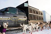 Tustumena 200, Alaska sled dog race 2013