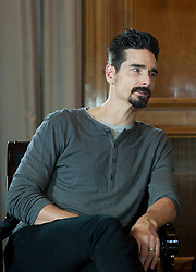 In the image - Kevin Richardson,<br /> The Backstreet Boys, Kevin Richardson, Howie Dorough, Nick Carter, A.J. Maclean and Brien Littrell visit Spain to celebrate their 20th anniversary. The group that revolutionised a decade has been reunited to celebrate their 20th anniversary in the music world, Madrid, Spain, Tuesday, 12th November 2013. Picture by DyD Fotografos / i-Images<br /> SPAIN OUT