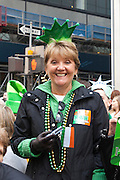 Saint Patricks Day Parade in NYC 2012