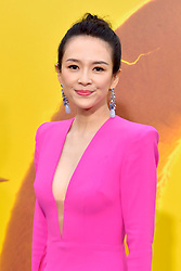 May 18, 2019 - Los Angeles, Kalifornien, USA - Ziyi Zhang bei der Weltpremiere des Kinofilms 'Godzilla: King of the Monsters / Godzilla II - King of the Monsters' im TCL Chinese Theatre. Los Angeles, 18.05.2019 (Credit Image: © Future-Image via ZUMA Press)