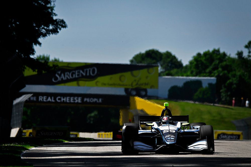 Max Chilton, Carlin Chevrolet<br /> Saturday 23 June 2018<br /> KOHLER Grand Prix at Road America<br /> Verizon IndyCar Series<br /> Road America WI USA<br /> World Copyright: Scott R LePage