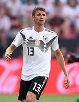 FUSSBALL  INTERNATIONAL TESTSPIEL  IN LEVERKUSEN Deutschland -  Saudi-Arabien              08.06.2018 Thomas Mueller (Deutschland)