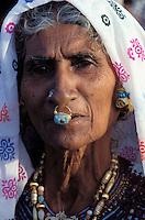 Pakistan. Balouchistan. Balouche woman // Pakistan. Baluchistan (Balouchistan) province. Balouche woman