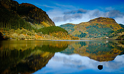 Early morning light on Loch Lubnaig, Highlands of Scotland<br /> <br /> (c) Andrew Wilson | Edinburgh Elite media
