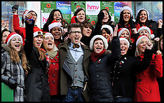 Military Wifes Choir Xmas No 1
