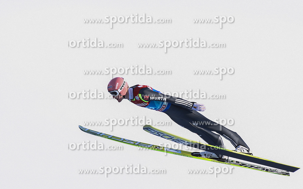 31.12.2012, Olympiaschanze, Garmisch Partenkirchen, GER, FIS Ski Sprung Weltcup, 61. Vierschanzentournee, Training, im Bild Severin Freund (GER) // Severin Freund of Germany during practice Jump of 61th Four Hills Tournament of FIS Ski Jumping World Cup at the Olympiaschanze, Garmisch Partenkirchen, Germany on 2012/12/31. EXPA Pictures © 2012, PhotoCredit: EXPA/ Sven Kiesewetter