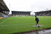 Notts County football ground before  the EFL Sky Bet League 2 match between Notts County and Grimsby Town FC at Meadow Lane, Nottingham, England on 3 September 2016. Photo by Ian Lyall.