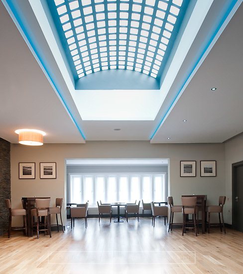 The Fullarton Suite in Tollcross Road, Glasgow.