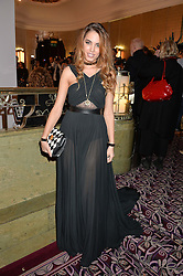 AMBER LE BON at the WGSN Global Fashion Awards 2015 held at The Park Lane Hotel, Piccadilly, London on 14th May 2015.