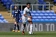 Bryce Hosannah of Leeds United U23 during the U23 Professional Development League match between U23 Crystal Palace and Leeds United at Selhurst Park, London, England on 15 April 2019.