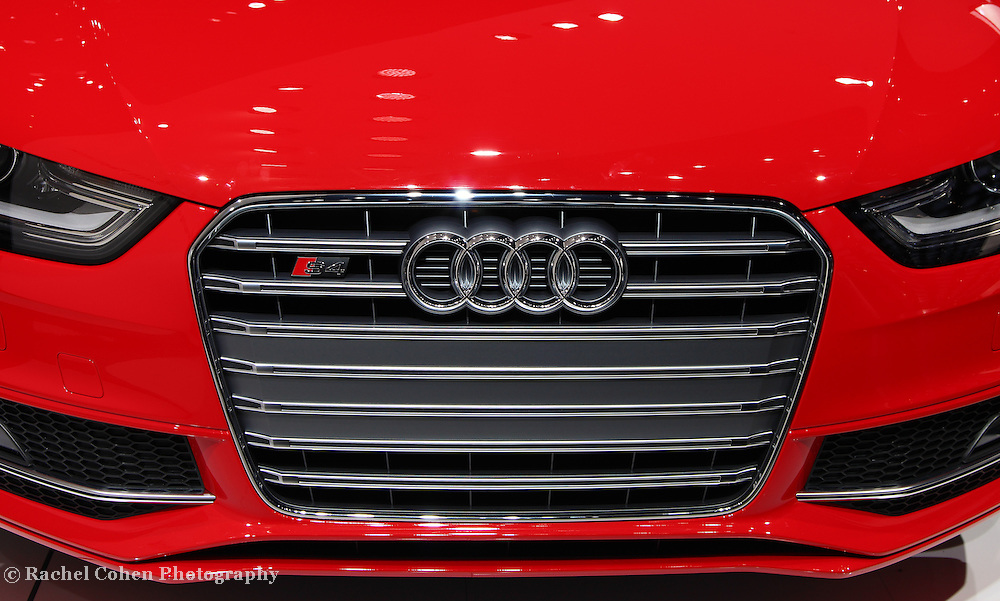 &quot;2013 Audi S4 Front Grille&quot;<br />