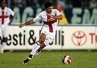 """Empoli 01/09/2007 Stadium """"Carlo Castellani"""" <br /> Empoli-Inter 0-1 Campionato Serie A 2007/2008 Matchday 2<br /> Nella foto: Figo (Inter) <br /> Foto Gianni Nucci Insidefoto"""