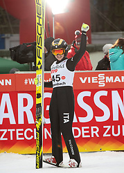 03.02.2019, Energie AG Skisprung Arena, Hinzenbach, AUT, FIS Weltcup Ski Sprung, Damen, im Bild Lara Malsiner (ITA) // Lara Malsiner (ITA) during the woman's Jump of FIS Ski Jumping World Cup at the Energie AG Skisprung Arena in Hinzenbach, Austria on 2019/02/03. EXPA Pictures © 2019, PhotoCredit: EXPA/ Reinhard Eisenbauer