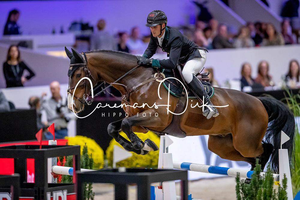 Philippaerts Olivier, BEL, Hurricane<br /> JIM Maastricht 2019<br /> Van Mossel Prix<br /> © Dirk Caremans<br />  09/11/2019