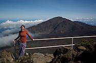 Maui, HI, Haleakala Crater