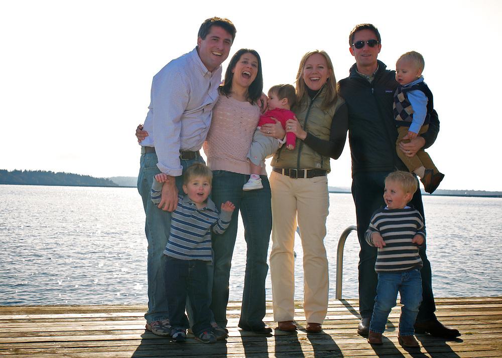 Ellis & Taylor Families